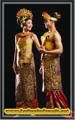 Pakaian Adat Provinsi Kalimantan Barat